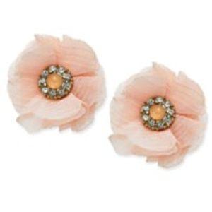 earrings, flower earrings, party earrings